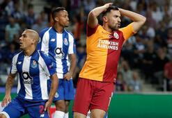 Porto - Galatasaray: 1-0 (İşte maçın özeti)