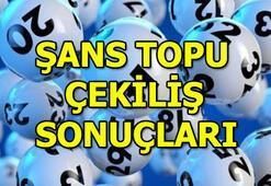 Şans Topu çekiliş sonuçları açıklandı MPİ 6 Mart Şans Topu çekiliş sonuçları