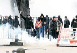 Belçika'da karşılıklı göç protestosu