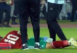 Galatasaraya Belhanda şoku