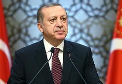 Erdoğandan, Atatürkün Ankaraya gelişinin yıl dönümü için mesaj