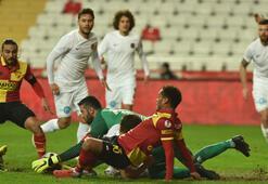 Antalyaspor - Göztepe: 3-3