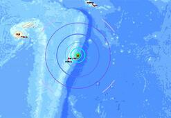 Son dakika... Tongada 6.3 büyüklüğünde deprem