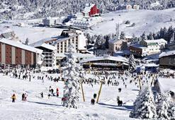 Palandöken, Erciyes ve Uludağda oteller sezon için dolmaya başladı