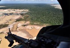 Peru, Amazon ormanlarını askerlerle koruyacak
