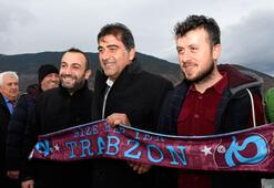 Trabzonspora Gümüşhanede yoğun ilgi