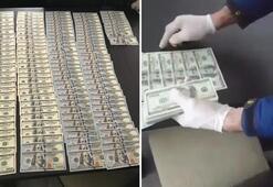Trabzonda yüklü miktarda parayla yakalandı