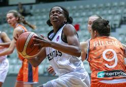 Beşiktaş - Çukurova Basketbol: 65-73