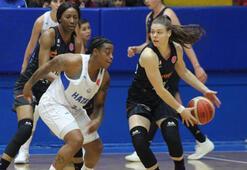 Hatay Büyükşehir Belediyespor - Carolo Basket: 74-66