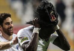 Diagne penaltı atışlarında 9da 6 yaptı