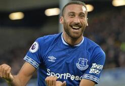 Evertonda Cenk Tosun kararı