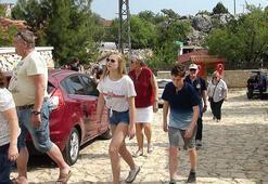 Hollandadan gelen turist sayısı yeniden bir milyonu geçti