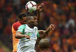 Bursaspor, evinde Galatasaraya karşı üstün...