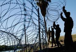 ABDden Meksika sınırına ilave 3 bin 750 asker