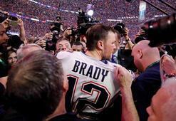 NFLde şampiyon New England Patriots