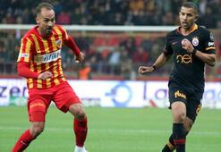 Kayserispor - Galatasaray: 0-3