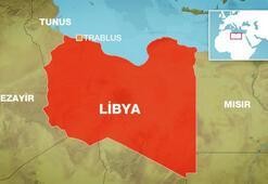 ABDden Libyanın güneyine hava saldırısı