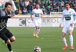 Abalı Denizlispor - Osmanlıspor: 0-2