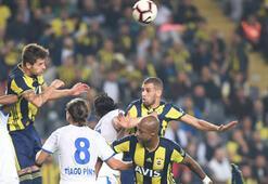 Fenerbahçede derbide 5 oyuncu forma giyemeyecek