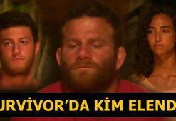 Survivor 2019da dün akşam kim elendi Survivorda elenen isim...