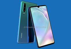 Huawei P30un 360 derecelik videosu yayınlandı