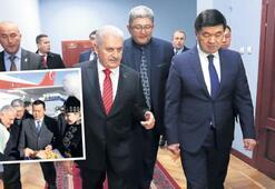 Kırgızistan'a geçti