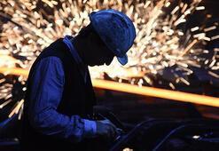 Sanayi üretimi aralıkta geriledi