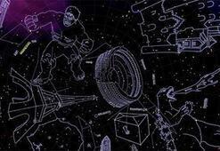 NASAnın yeni takımyıldızları: Hulk, Mjolnir, Godzilla