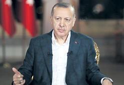 Cumhurbaşkanı Erdoğan'dan Fırat'ın doğusuna operasyon mesajı: Tehdidi görürsek gerekeni yaparız