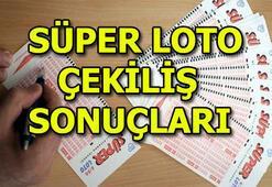 24 Ocak Süper Loto sonuçları belli oldu (Süper Lotoda 10 milyon TL büyük ikramiye...)