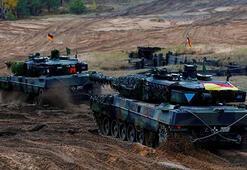 Yeni tanklar fos çıktı Alman Savunma Bakanlığı açıkladı...