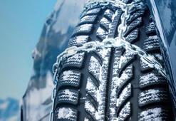 Son dakika... Araç sahipleri dikkat Valiliklere kış lastiği genelgesi...