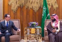 ABD ile Suudi Arabistan arasında kritik görüşme