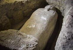 Mısırda hamile bir kadına ait 3 bin 700 yıllık mezar bulundu