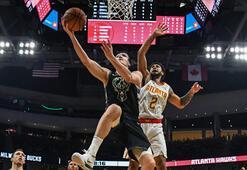 Bucks, Ersan İlyasova ile kazandı