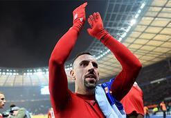 Bayernde Ribery dönemi sona eriyor
