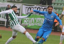 Giresunspor-Altay: 1-2