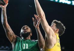 Darüşşafaka Tekfen - Maccabi FOX: 71-73