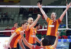 Galatasaray-Kuzbass: 3-1