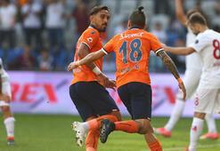 Medipol Başakşehir - Antalyaspor: 4-0