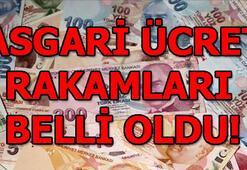 Asgari ücret ne kadar 2019 Asgari ücret zammı belli oldu