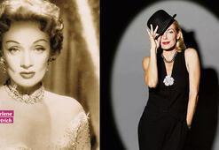 Marlene Dietrich çığır açan bir kadındı