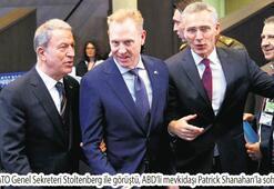NATO zirvesinde gündem Rusya