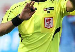 Ziraat Türkiye Kupasında üçüncü tur maçlarını yönetecek hakemler açıklandı