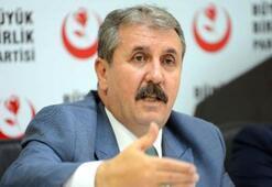 Destici: İdlib düşerse Türkiyenin Afrinden çekilmesini isteyecekler