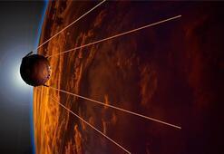 Uzay macerası 61 yıl önce başladı