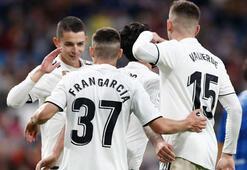 Real Madrid, Melillaya acımadı