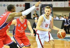 Gaziantep Basketbol - Bahçeşehir Koleji: 65-63