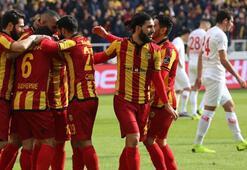 Yeni Malatyaspor - Antalyaspor: 2-0