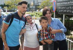 Alanyaya giden Trabzonsporda, Burak Yılmaz kadroda yer almadı